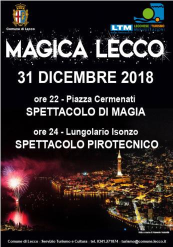Capodanno a Lecco