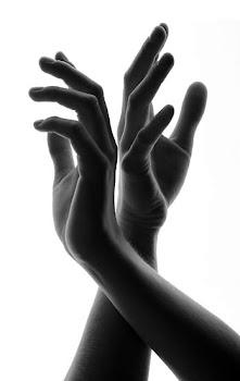 Minhas mãos dançam...