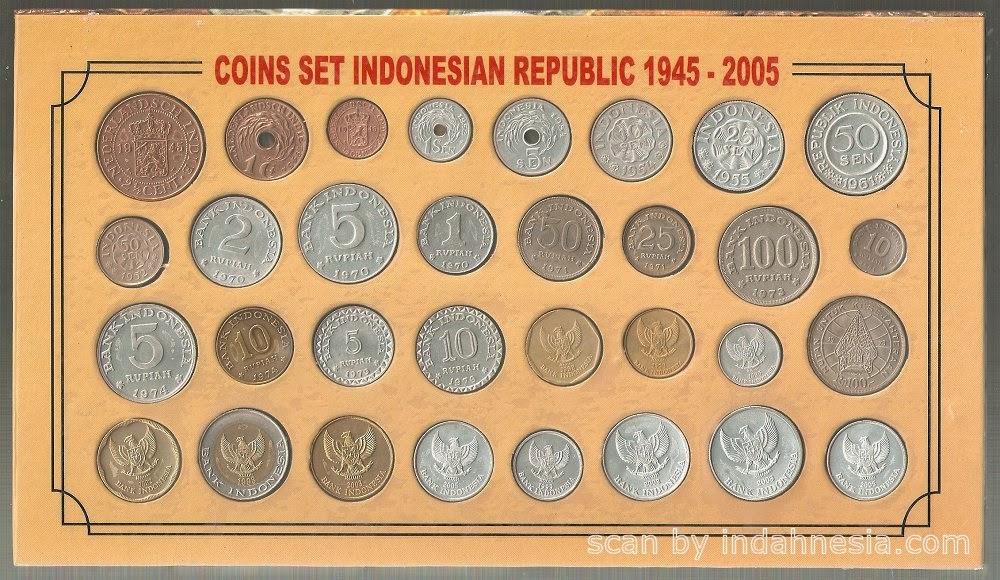 sejarah mata uang indonesia   artikel semut tampan