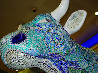 Cow Parade Mosaic