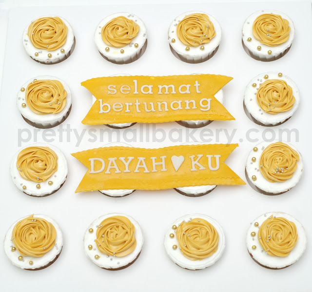 cupcake pengantin