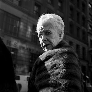 Jan 26, 1955, Uptown West, New York, NY by Vivian Maier