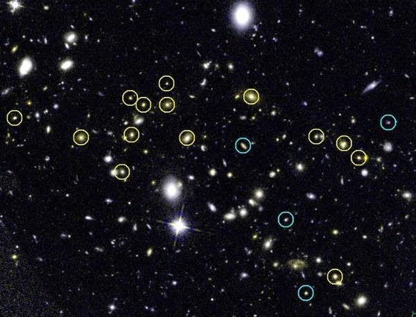 Gugus Galaksi JKCS 041, gugus galaksi terbesar