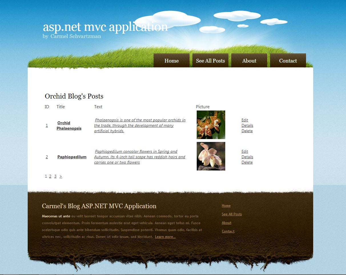 The ASP.NET MVC Club: Step by Step how to create an Ajax enabled ...