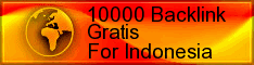 High Blogger or Website Backlink For Indonesia