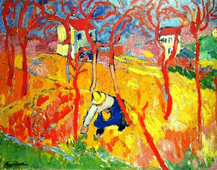 Famous Fauvist Artists French fauvist painter