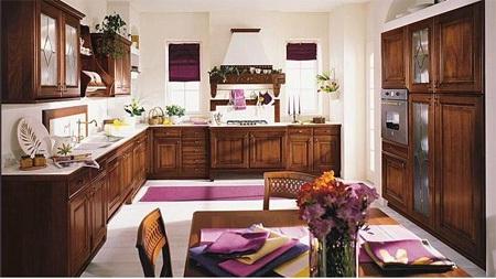 Cocinas en forma de u ideas decorar dise ar y - Cocinas pequenas en forma de u ...