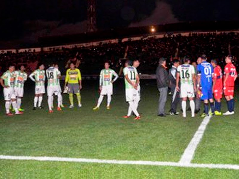 Oriente Petrolero - Apagón - Estadio Patria - Universitario vs Oriente Petrolero - DaleOoo.com página del Club Oriente Petrolero