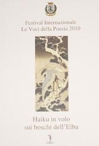 """Antologia Festivalului internaţional """"Le Voci della Poesia 2010"""""""