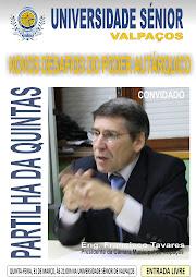 Partilha das quintas - Novos desafios do poder autarquico