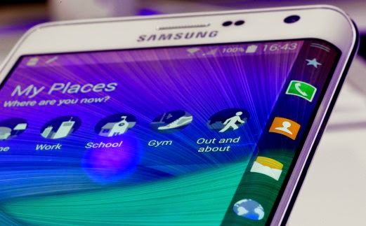 Gambar Samsung Galaxy Note Terbaru Galaxy Note Edge