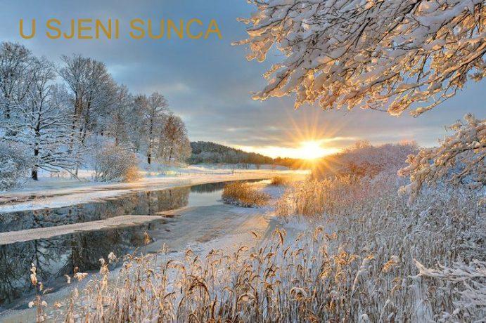 U sjeni sunca
