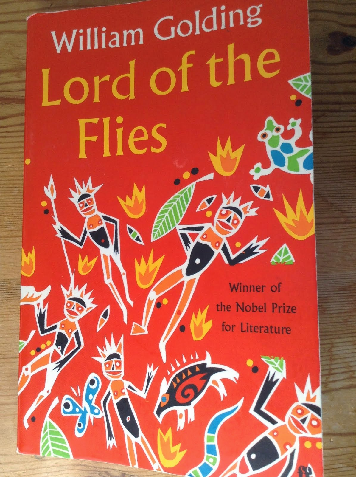 lord of the flies summery response This lesson provides a summary of chapter one of william golding's 1954 novel, 'lord of the flies,' as well as an analysis of several quotations that reveals aspects of the characters' personalities.