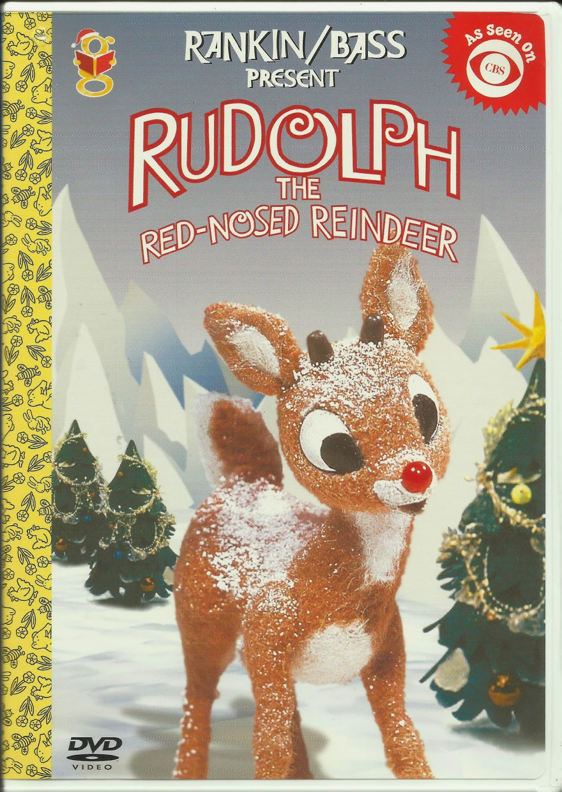 rudolph 50th anniversary blu ray