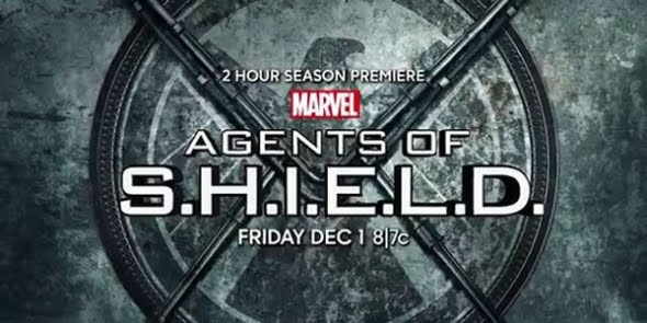 """Agents of SHIELD"" season 5 returns 12/1/17. This time they're in space."