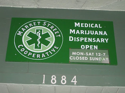 Medical Marijuana Dispensary Sign