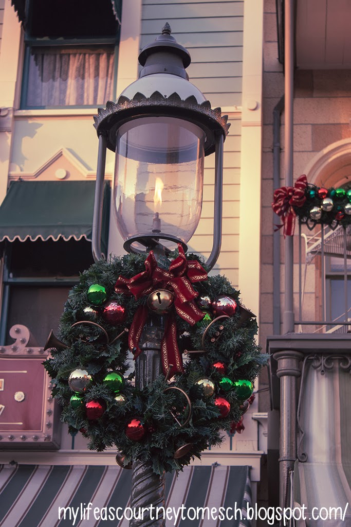Disneyland California Christmas