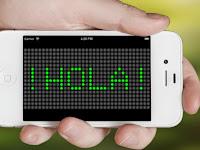 LED Banner Display LWP, Aplikasi Untuk Membuat LED Banner