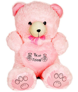 Snapdeal : Buy Deals India Jumbo Teddy 30 Inches (Pink) for 399 (78% OFF)