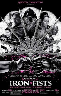 The Man with the Iron Fists (2012) BRRip | Hindi Dubbed | HD 720p