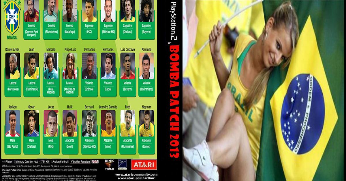 Baixar patch gisl 2013 terbaru neymar