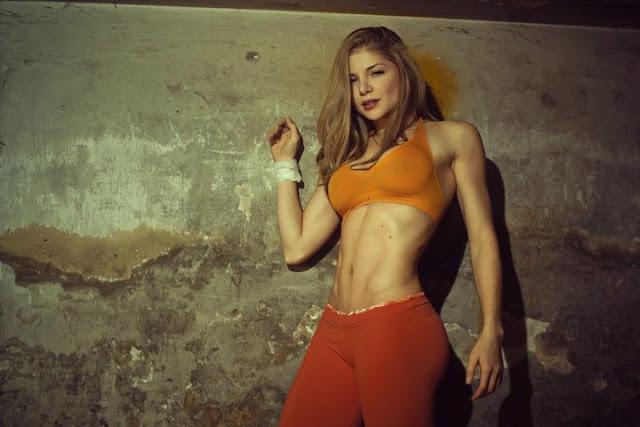 Angelica Jaramillo modelo