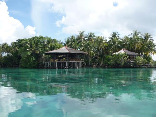 Tempat Wisata Pulau Maratua