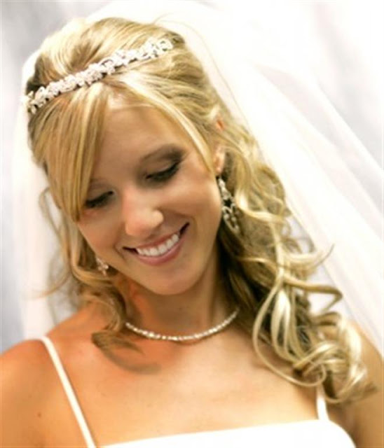 Long Women Hairstyles For Wedding
