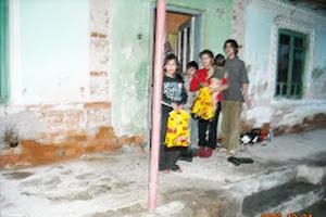 Copii din familii beneficiare ale Legii nr.416/2001, aj.social, jud.Gorj, decembrie 2009