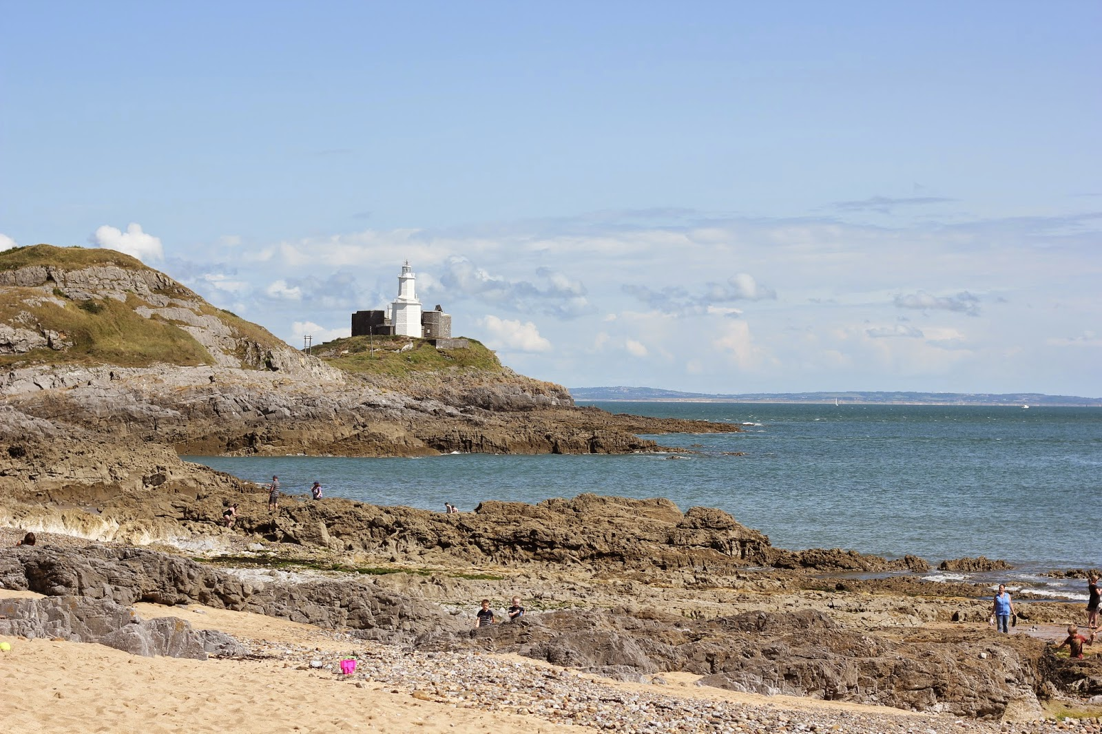 Bracelet Bay, Wales