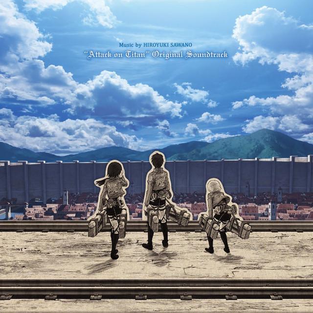 Shingeki no Kyojin, Sawano Hiroyuki, Pony Canyon, Actu J-Music, J-Music, OST,