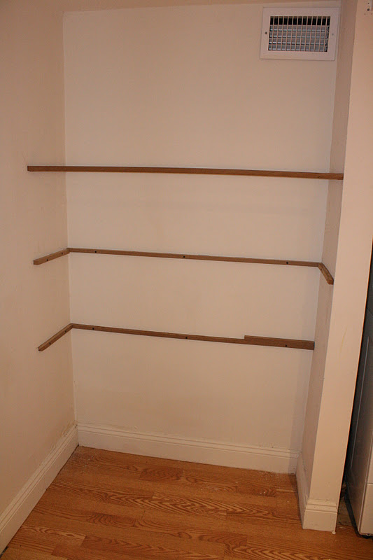 building shelves mdf