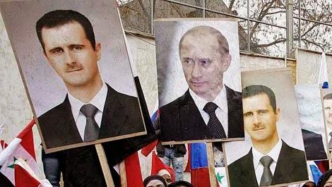 Putin: Militer Rusia akan Tetap di Suriah