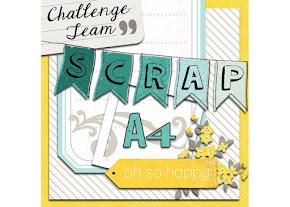 Scrapbooking A4 - Depuis 2013