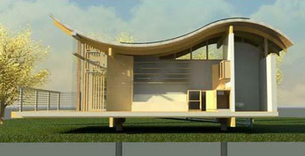 harumah desain rumah minimalis atap dak