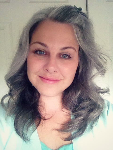 Tips Growing Out Gray Hair   Dark Brown Hairs