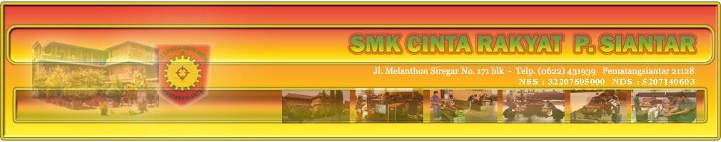 SMK Cinta Rakyat Pematangsiantar