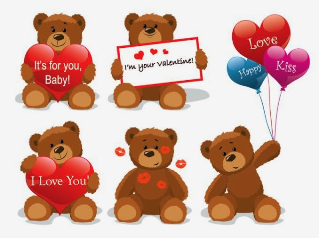 Teddy Day Messages, SMS, Quotes, poems, e-Cards