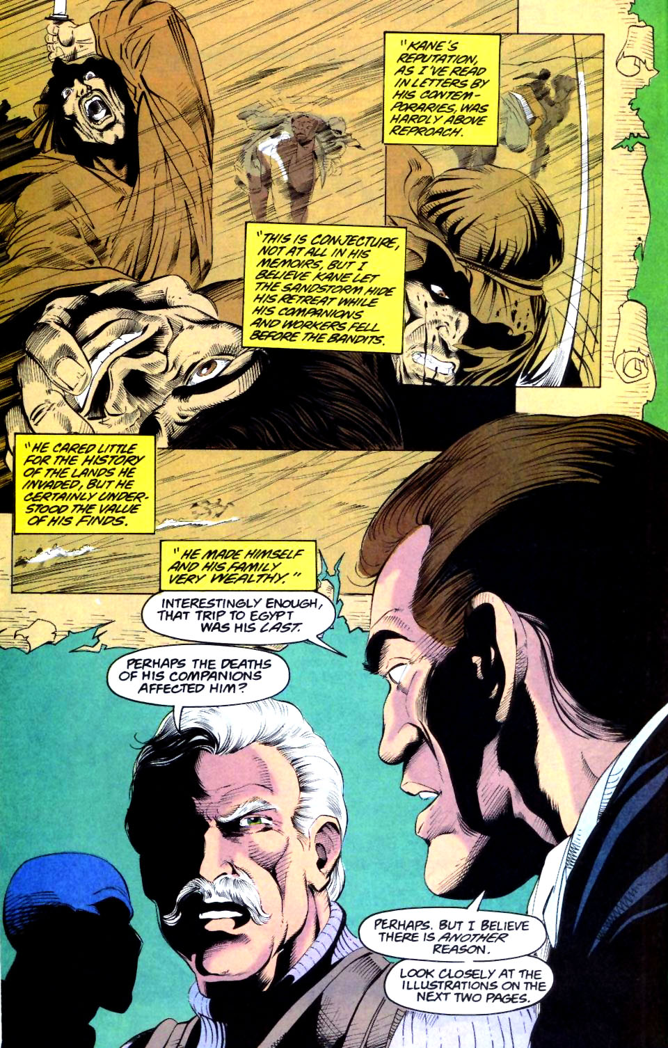 Deathstroke (1991) Issue #28 #33 - English 17