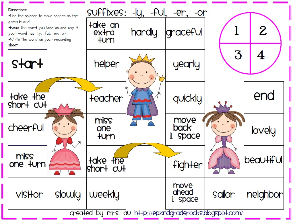 Suffix ly phonics worksheet - magcoudaval25's soup
