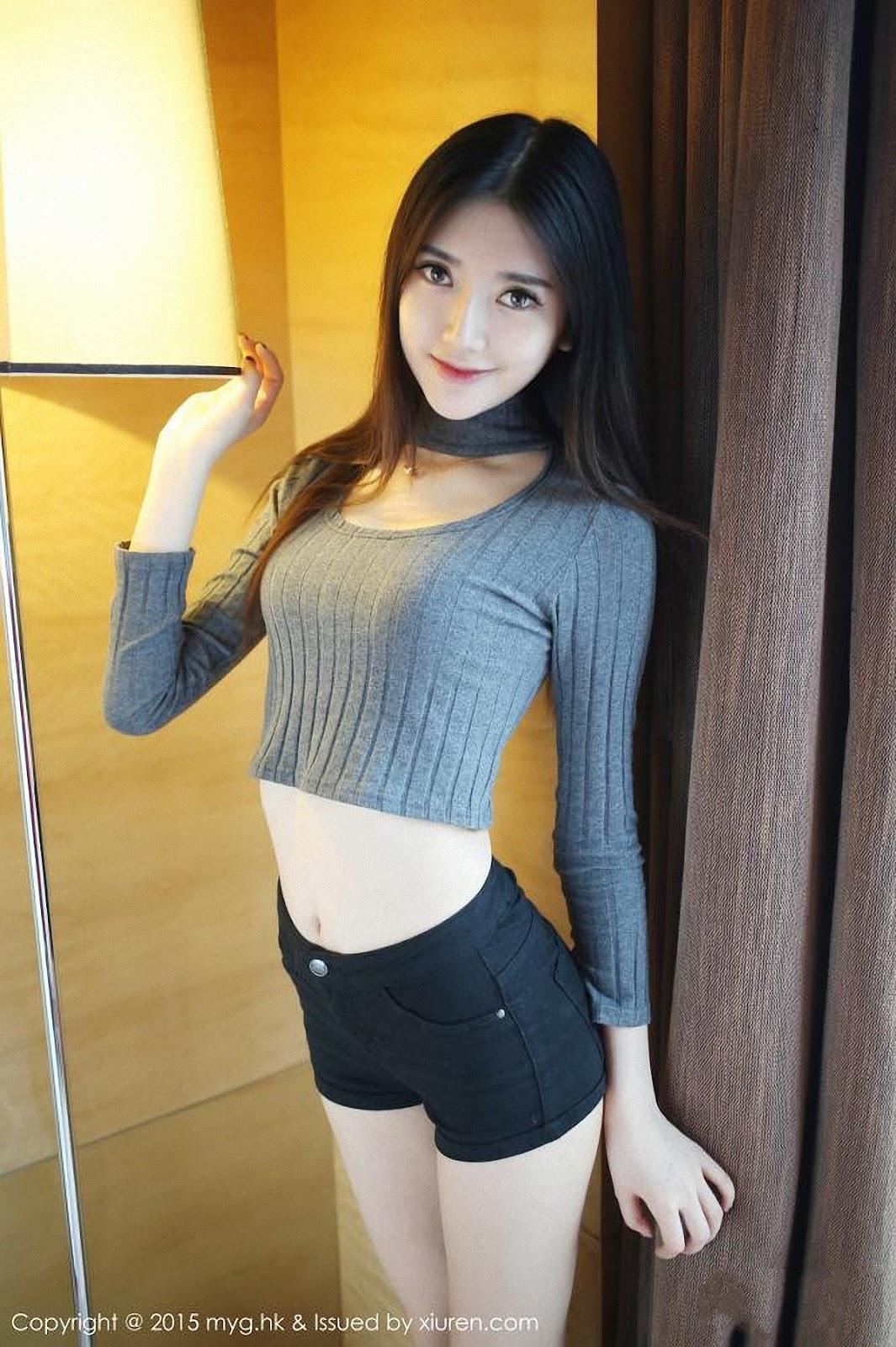 23 - Sexy Girl Model MYGIRL VOL.119