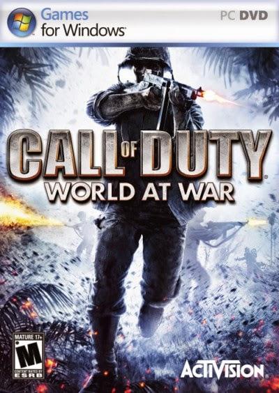 Call Of Duty World At War [2xDVD5]-SHIELD