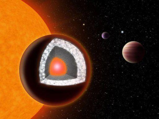 Astronom Temukan Planet Berlian Dekat Bumi [ www.BlogApaAja.com ]