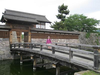 Matsushiro Castle, Nagano