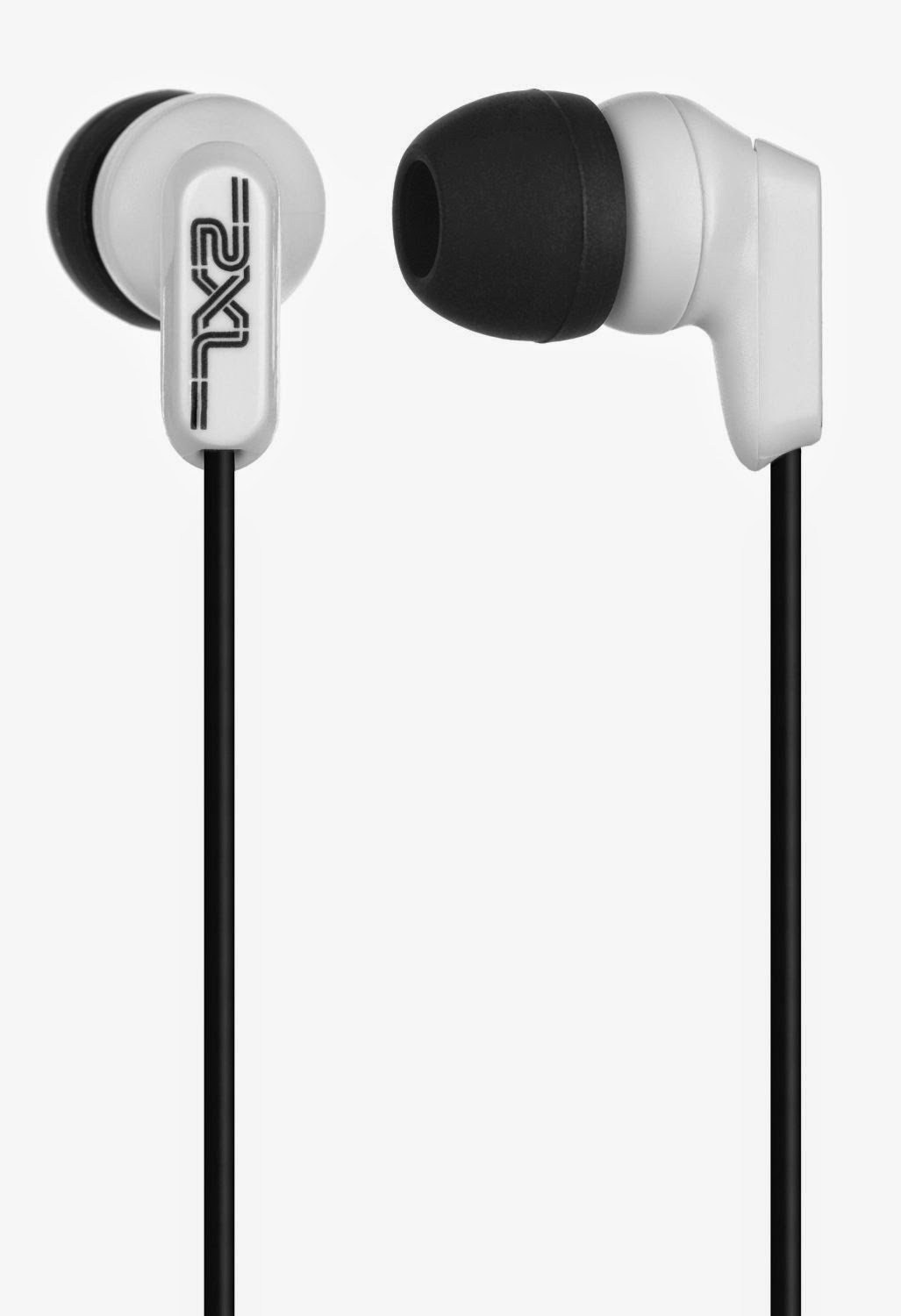 Skullcandy 2XL WHIP In-Ear Headphone with Mic (White) for Rs 595