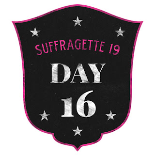 Suffragette 19 days