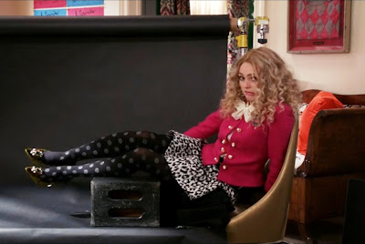 "Carrie's Hue Glitter-Dot Tights The Carrie Diaries Season 1, Episode 8: ""Hush Hush"""