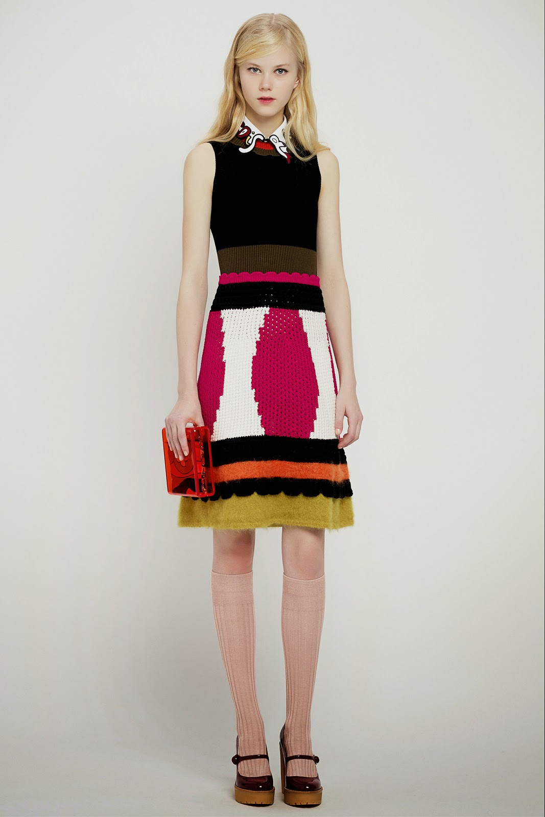 Thefashionisers Red Valentino Pre Fall 2015