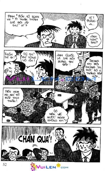 Jindodinho - Đường Dẫn Đến Khung Thành III Tập 31 page 52 Congtruyen24h