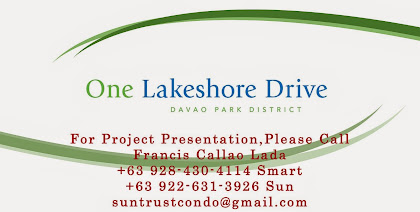 One Lakeshore Drive | Davao Park District